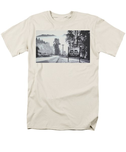 Welcome to twin Peaks T-Shirt by Ludzska