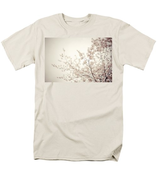 Whisper - Spring Blossoms - Central Park T-Shirt by Vivienne Gucwa