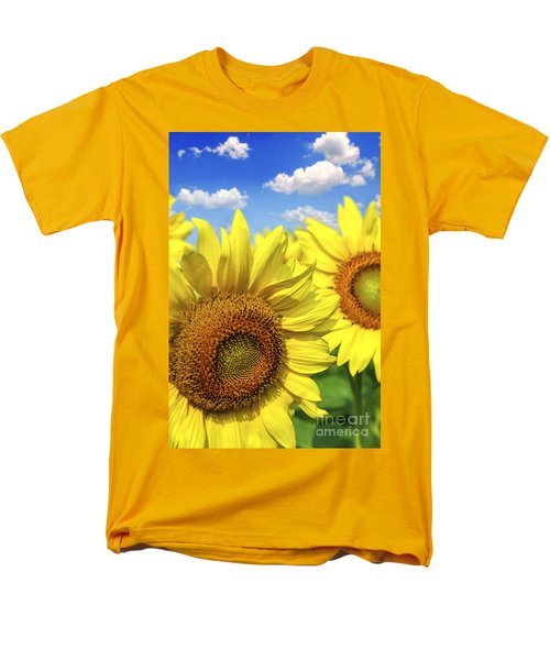 Sunflowers T-Shirt by Elena Elisseeva