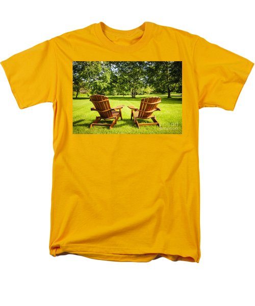 Summer relaxing T-Shirt by Elena Elisseeva