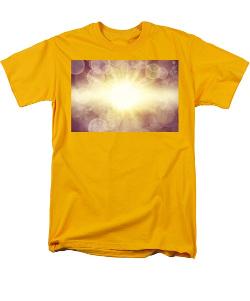Bright background T-Shirt by Les Cunliffe