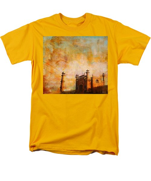 Badshahi Mosque T-Shirt by Catf