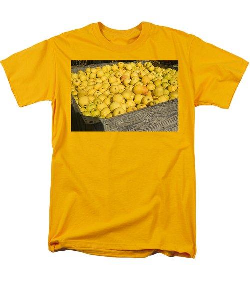 Box of golden apples T-Shirt by Garry Gay