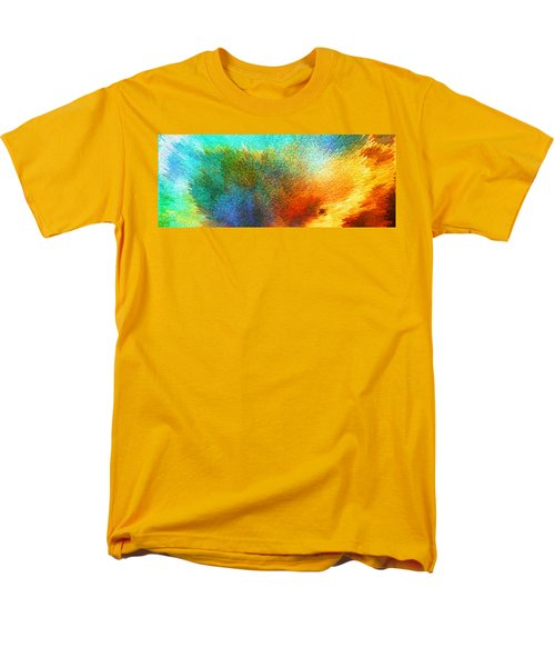 Color Infinity - Abstract Art By Sharon Cummings T-Shirt by Sharon Cummings