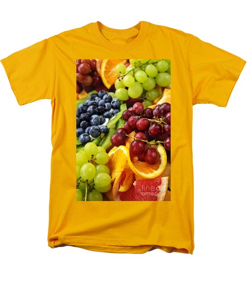 Fresh Fruits T-Shirt by Elena Elisseeva