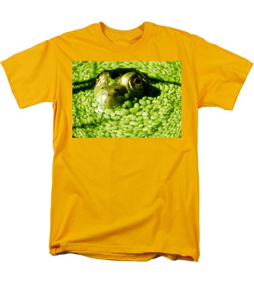 Frog eye's T-Shirt by Optical Playground By MP Ray