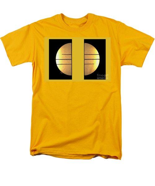 Golden Sun Diptych T-Shirt by Cheryl Young