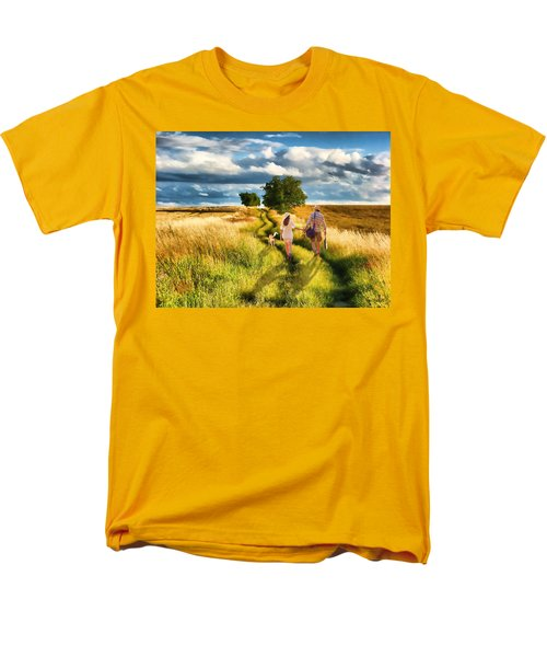 Lazy Summer Afternoon T-Shirt by Tom Schmidt