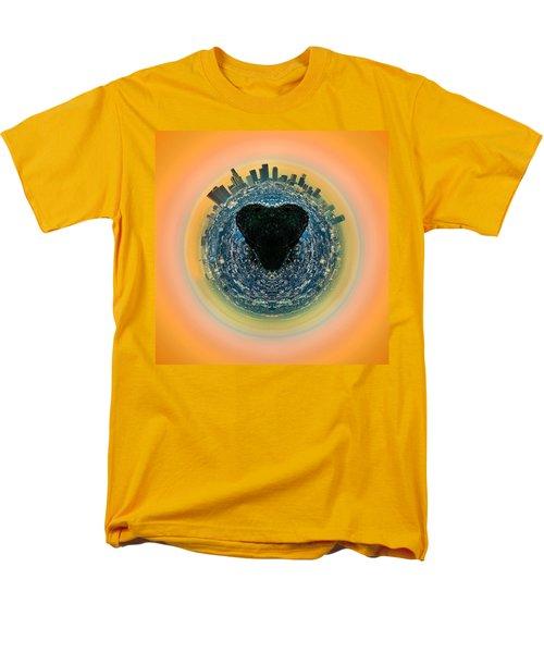 Love La Men's T-Shirt  (Regular Fit) by Az Jackson
