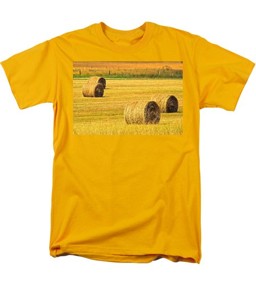 Midwest Farming T-Shirt by Frozen in Time Fine Art Photography