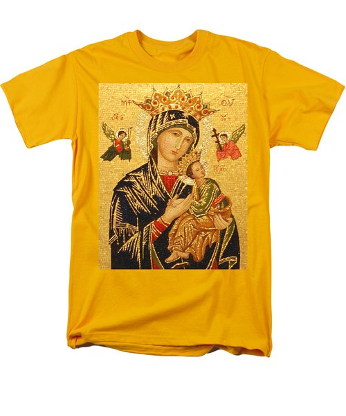 Our Lady of Perpetual Help  T-Shirt by Philip Ralley