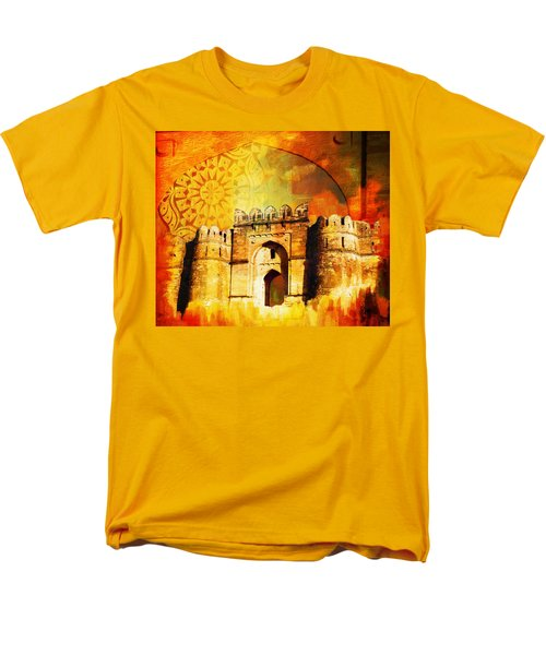 Rohtas Fort 00 T-Shirt by Catf