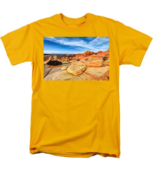 Sandstone Wonders T-Shirt by Chad Dutson