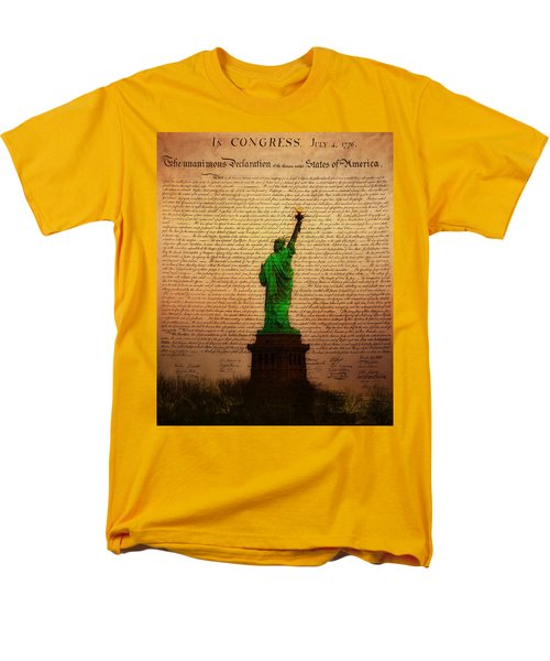 Stand Up for Freedom T-Shirt by Bill Cannon