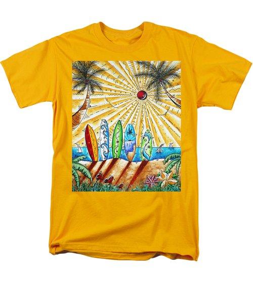 Summer Break by MADART T-Shirt by Megan Duncanson