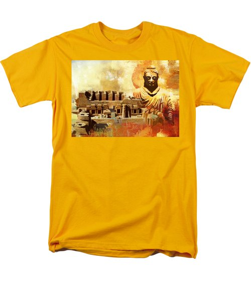 Takhat Bahi UNESCO World Heritage Site T-Shirt by Catf