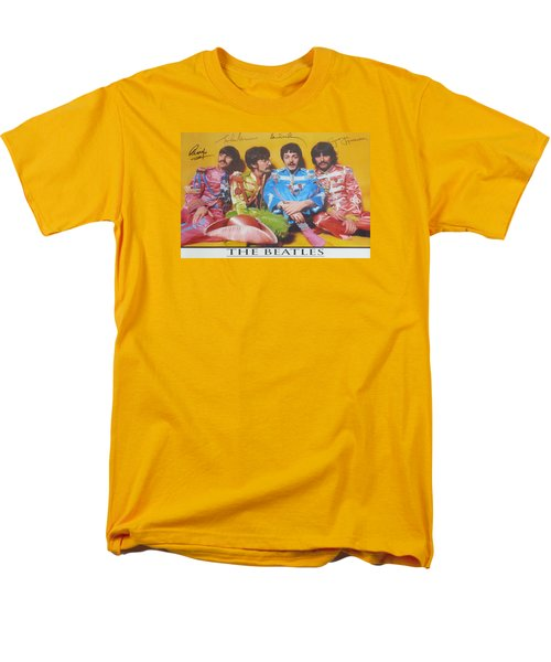 The Beatles T-Shirt by Donna Wilson