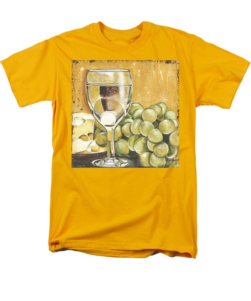 white wine and cheese T-Shirt by Debbie DeWitt