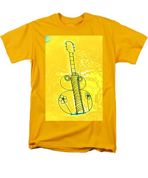 Guitar 2c T-Shirt by Mauro Celotti