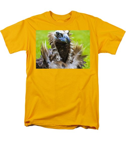 Monk Vulture 4 Men's T-Shirt  (Regular Fit) by Heiko Koehrer-Wagner
