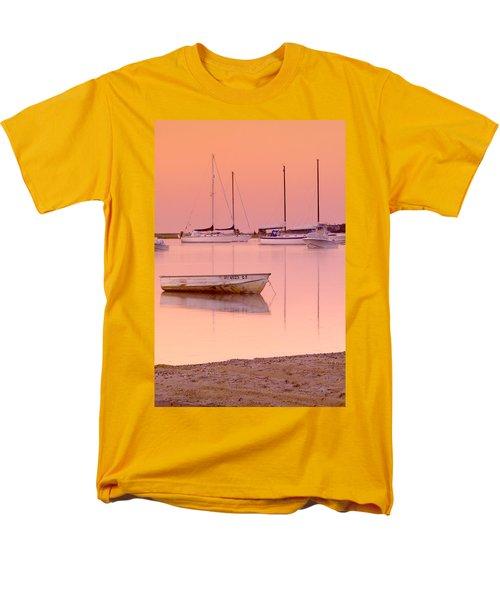 Misty Morning Osterville Cape Cod T-Shirt by Matt Suess
