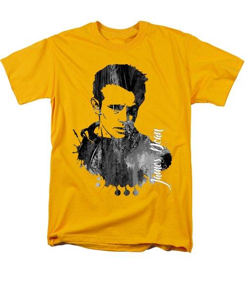 James Dean Collection Men's T-Shirt  (Regular Fit) by Marvin Blaine