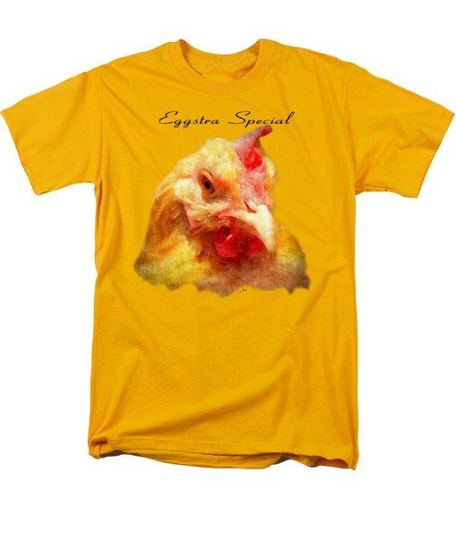 Goldie's Turn - Silk Paint Men's T-Shirt  (Regular Fit) by Anita Faye