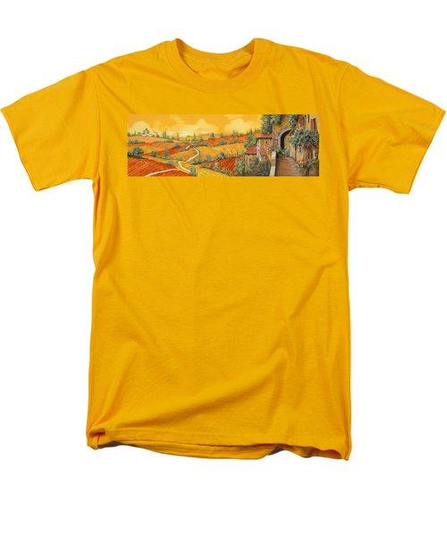 Bassa Toscana T-Shirt by Guido Borelli