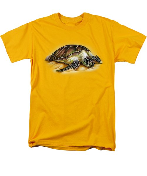 Beached For Promo Items Men's T-Shirt  (Regular Fit) by William Love