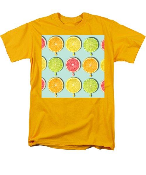 Fruity Men's T-Shirt  (Regular Fit) by Mark Ashkenazi