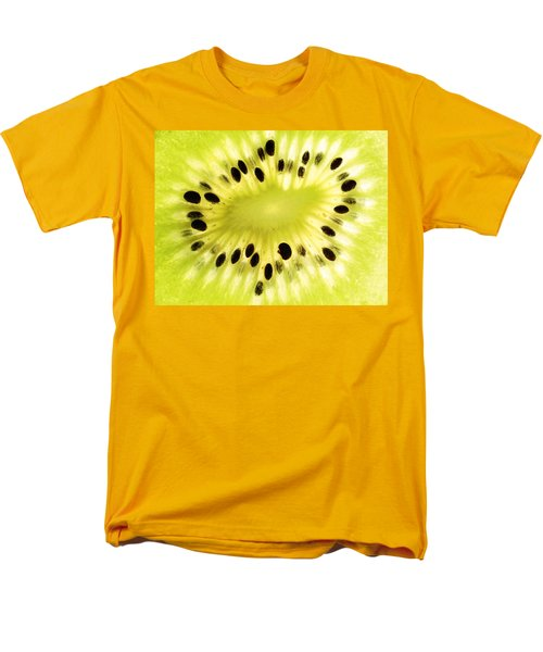 Kiwi Fruit Men's T-Shirt  (Regular Fit) by Paul Ge