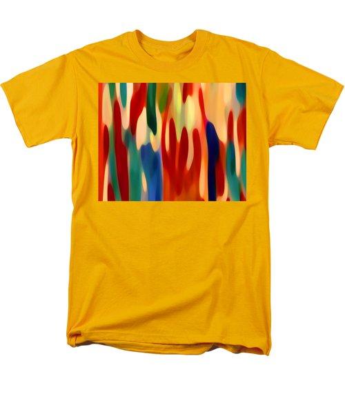 Light Through Flowers T-Shirt by Amy Vangsgard