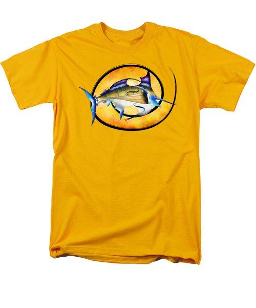 Marlinissos V1 - Violinfish Men's T-Shirt  (Regular Fit) by Cersatti