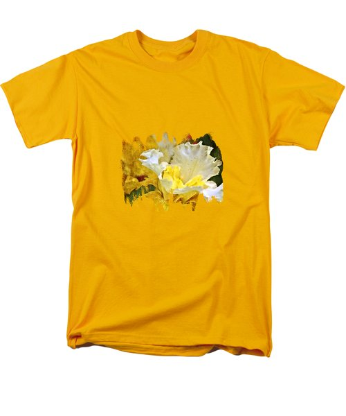 Morning Iris Men's T-Shirt  (Regular Fit) by Thom Zehrfeld