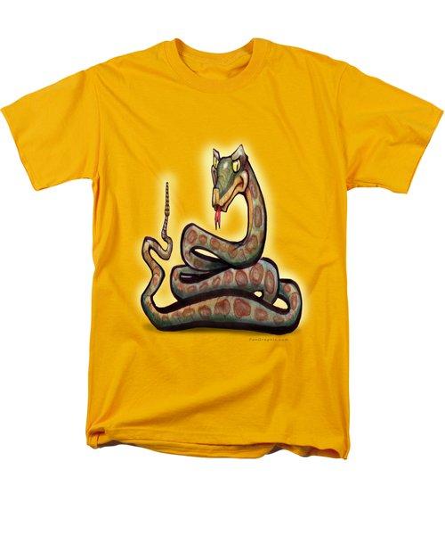 Snake Men's T-Shirt  (Regular Fit) by Kevin Middleton