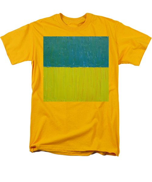 Teal Olive T-Shirt by Michelle Calkins