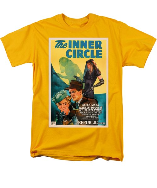 The Inner Circle 1946 Men's T-Shirt  (Regular Fit) by Mountain Dreams