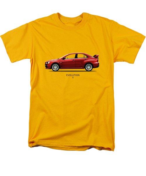 The Lancer Evolution X Men's T-Shirt  (Regular Fit) by Mark Rogan