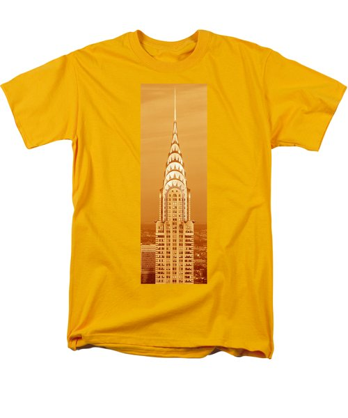 This Is A Sepiatone Close Men's T-Shirt  (Regular Fit) by Panoramic Images