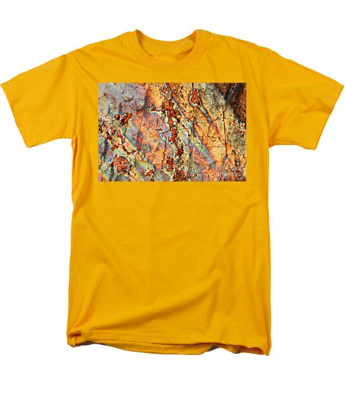 Wood and Rust T-Shirt by Carol Groenen