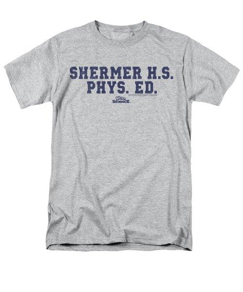 Weird Science - Shermer H.s. Men's T-Shirt  (Regular Fit) by Brand A