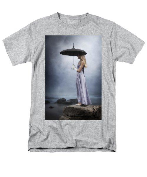 black umbrella T-Shirt by Joana Kruse
