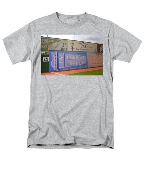 Old Time Baseball Field T-Shirt by Frank Romeo