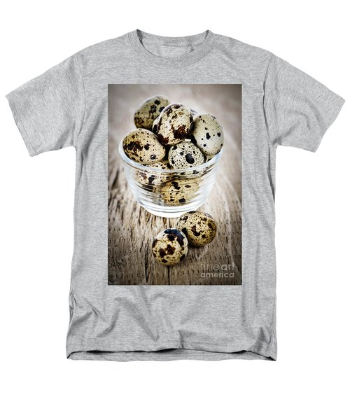 Quail eggs T-Shirt by Elena Elisseeva