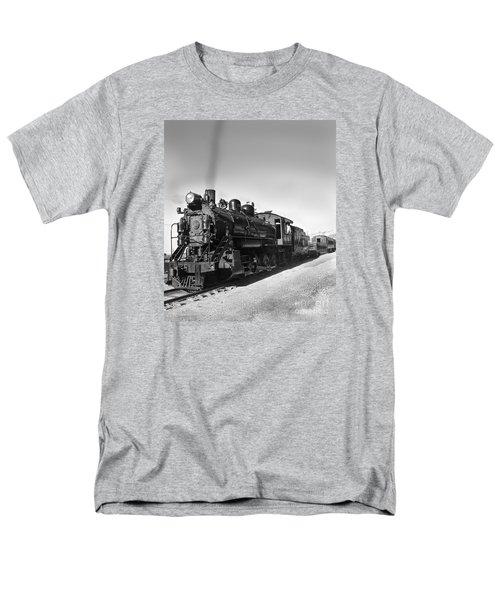 All Aboard T-Shirt by Robert Bales