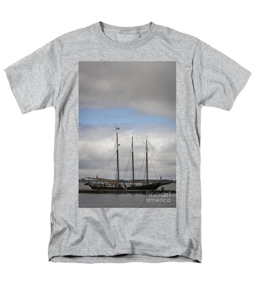 Alliance Charter Schooner T-Shirt by Teresa Mucha