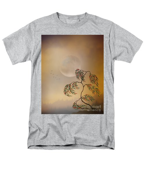 Amber Vision T-Shirt by Bedros Awak