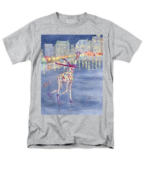 Annabelle On Ice Men's T-Shirt  (Regular Fit) by Rhonda Leonard
