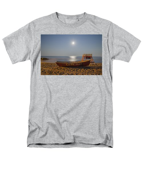 Cape May by Moonlight T-Shirt by Bill Cannon
