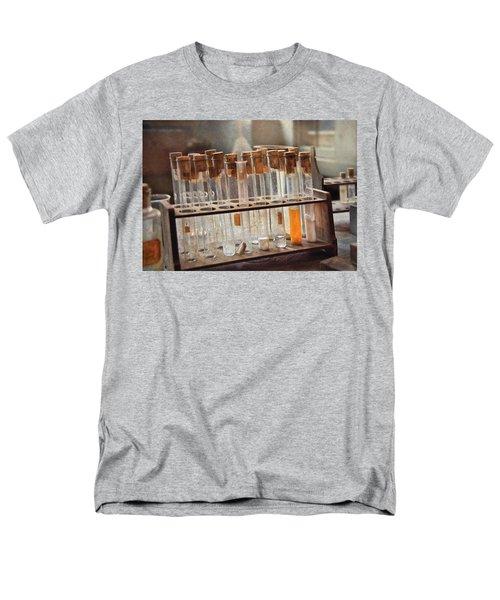 Chemist - Specimen T-Shirt by Mike Savad